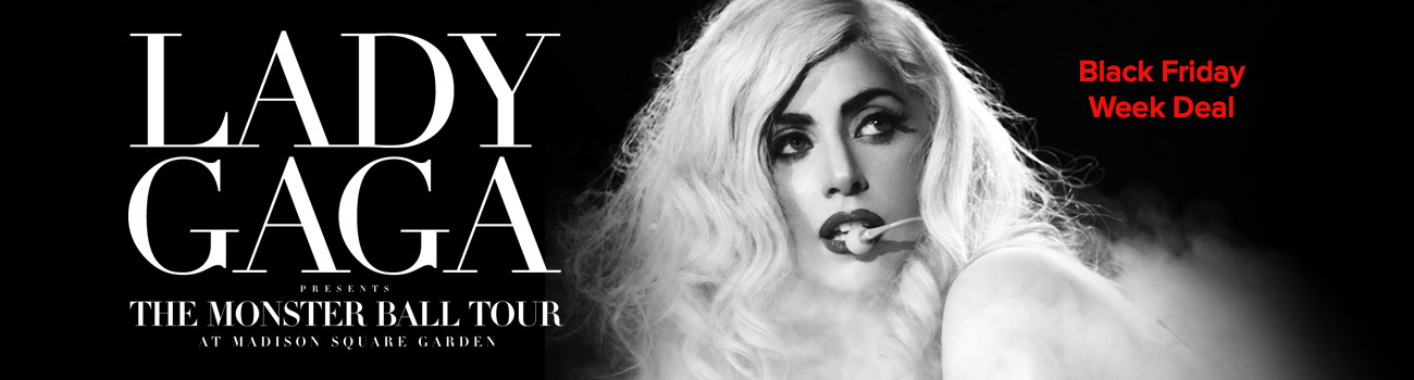 Lady Gaga Presents The Monster Ball