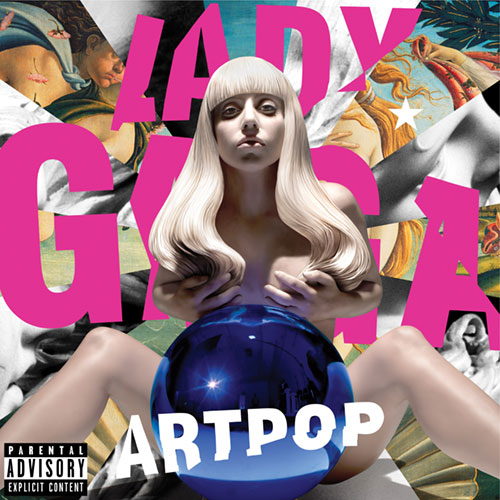 Lady Gaga - ARTPOP lyrics