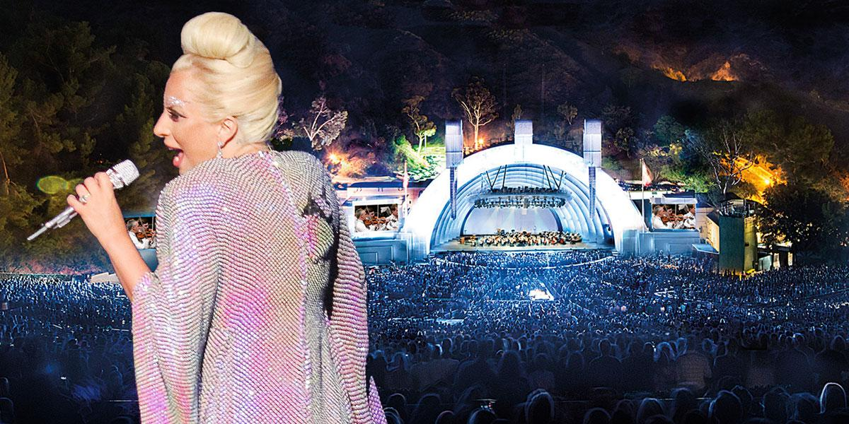 Lady Gaga plays Hollywood Bowl, says she doesn't hate Hollywood anymore