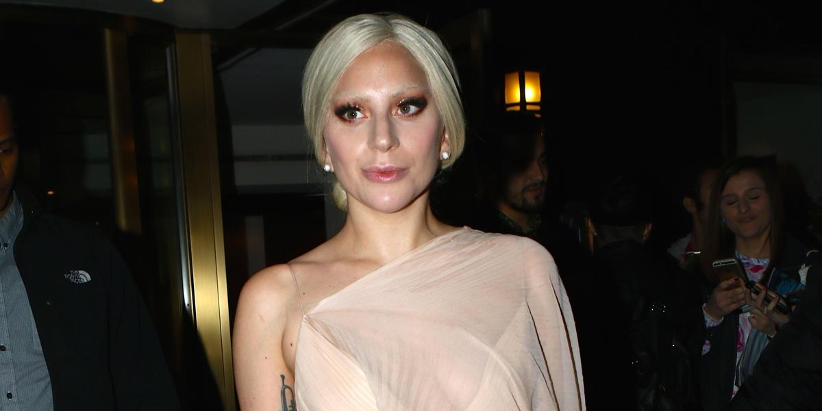 Lady Gaga's 'Til It Happens to You' up for Critics' Choice Award