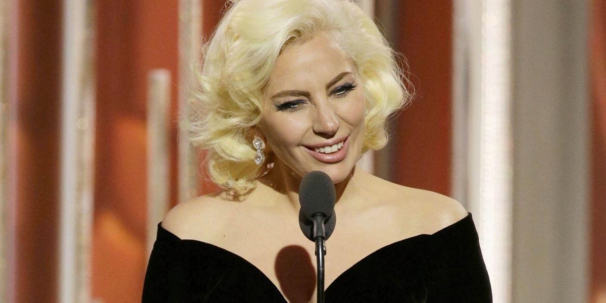 Lady Gaga wins Golden Globe: 'This is one of the greatest moments in my life'