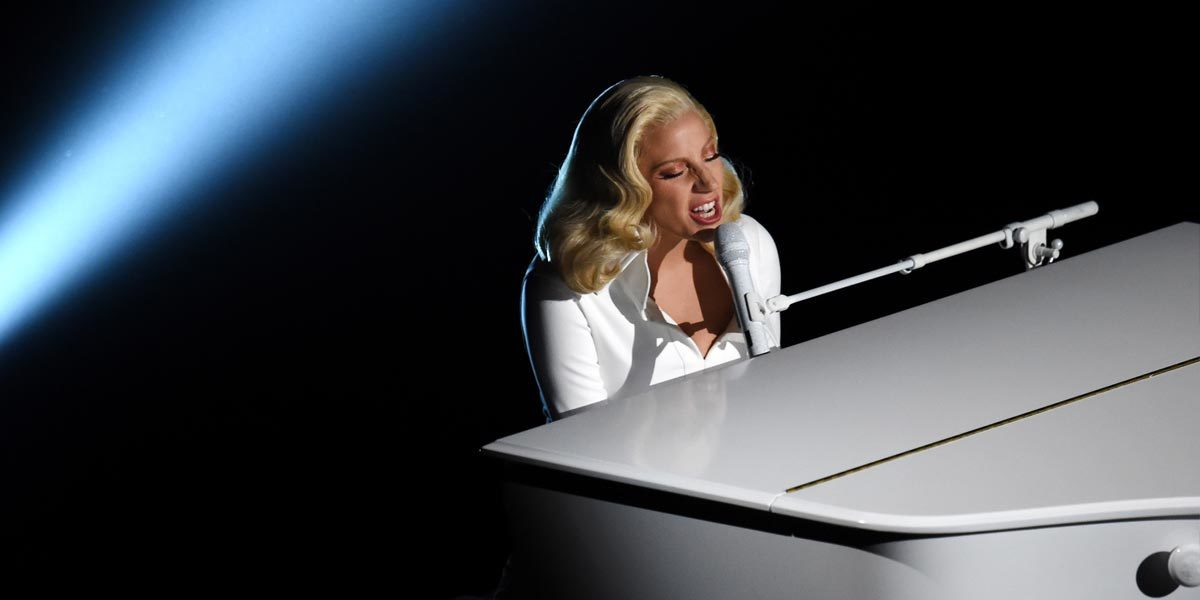 Lady Gaga moves Oscars audience to tears with powerful performance