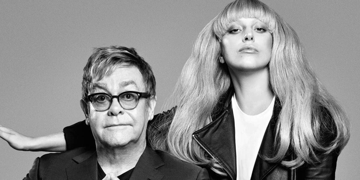 Lady Gaga and Elton John team up for Macy's clothing line