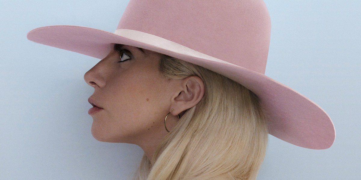 Lady Gaga Unveils 'Joanne' Album Cover Artwork