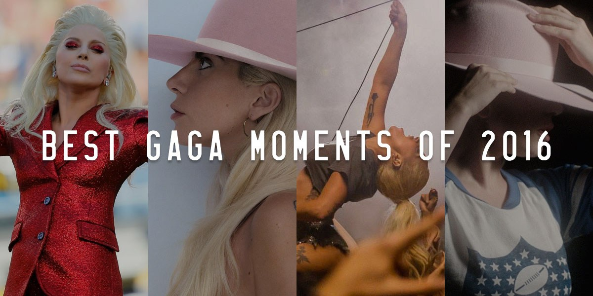 Best Lady Gaga Moments Of 2016