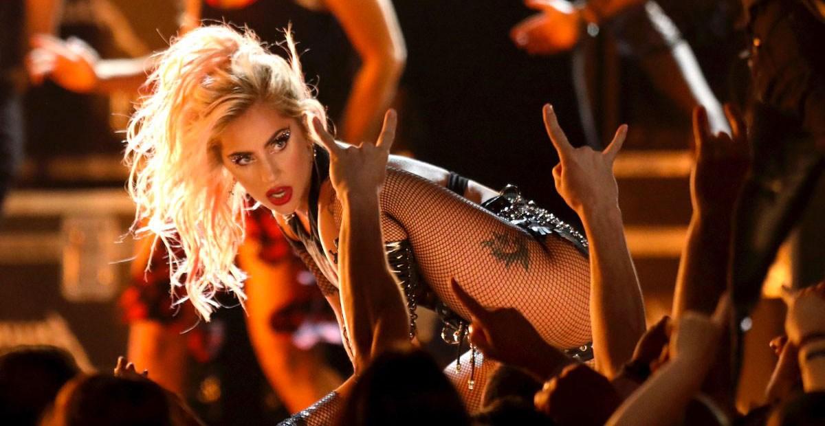 Lady Gaga Grammys: Watch Lady Gaga And Metallica's Insane Grammy Performance