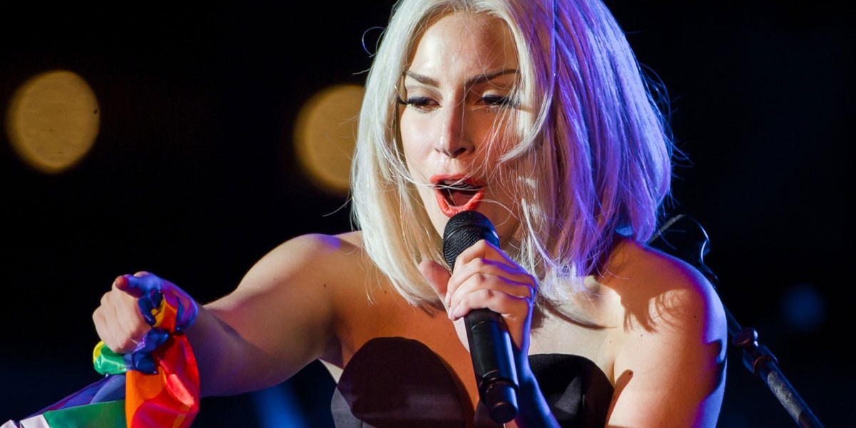 Lady Gaga On Gay Pride: 'It's A Time To Shine Light On Equality'