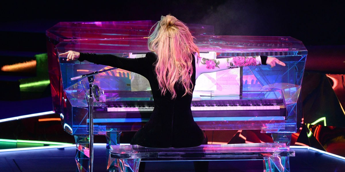 The Joanne World Tour