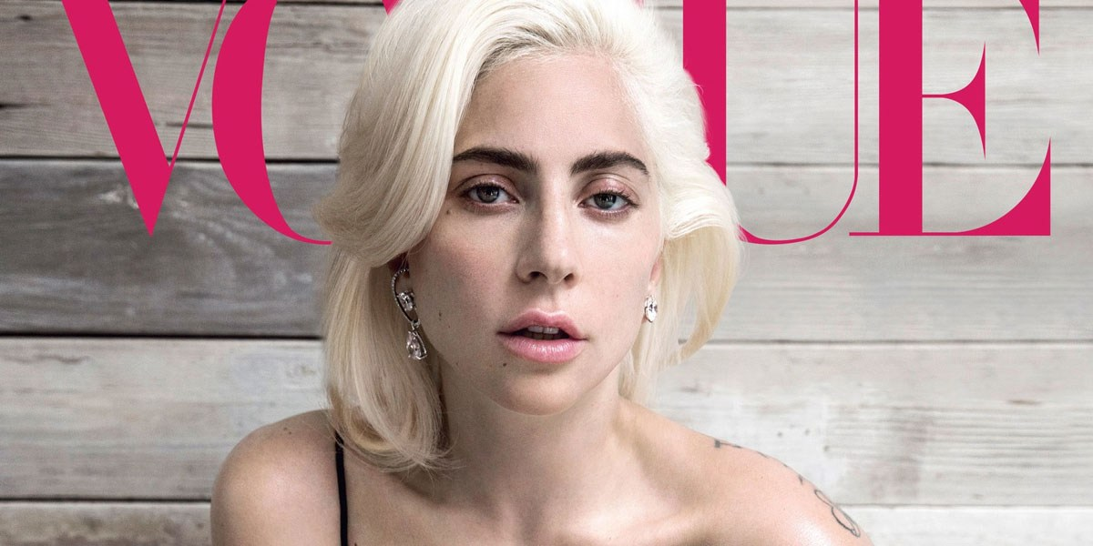 Lady Gaga Covers October Issue Of American Vogue
