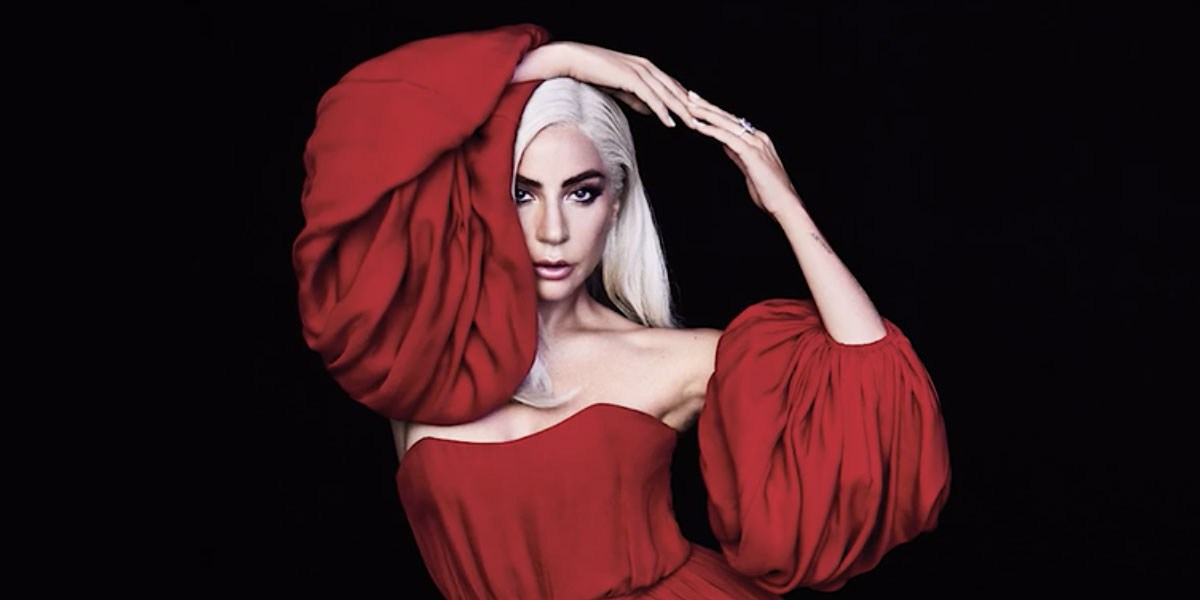 Lady Gaga Covers Hollywood Reporter's Actress Roundtable Issue
