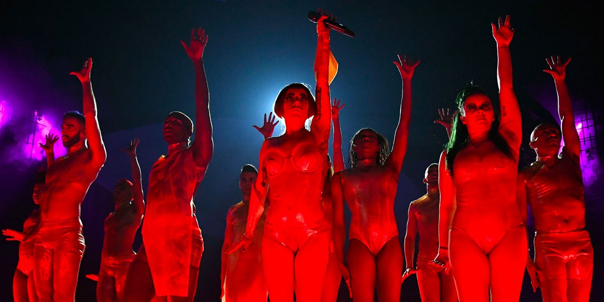 'Weird And Wonderful': Lady Gaga's ENIGMA Opens To Rave Reviews