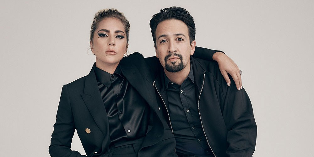 Lady Gaga And Lin-Manuel Miranda Interview Each Other For 'Actors On Actors'