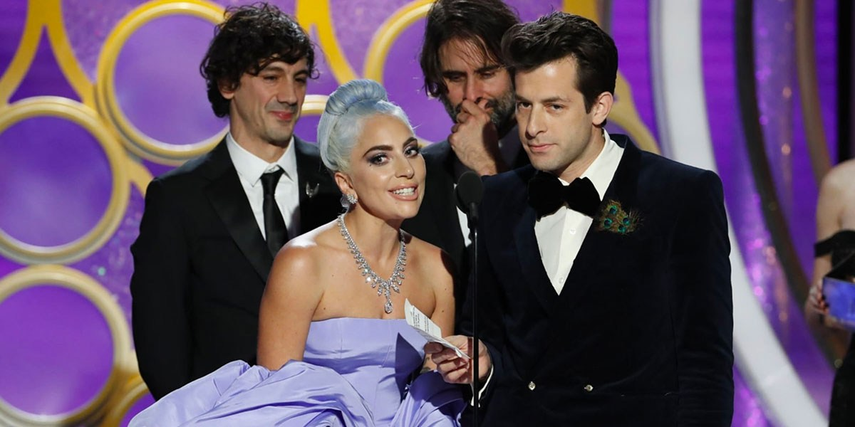 Lady Gaga's 'Shallow' Wins Best Original Song At 2018 Golden Globes