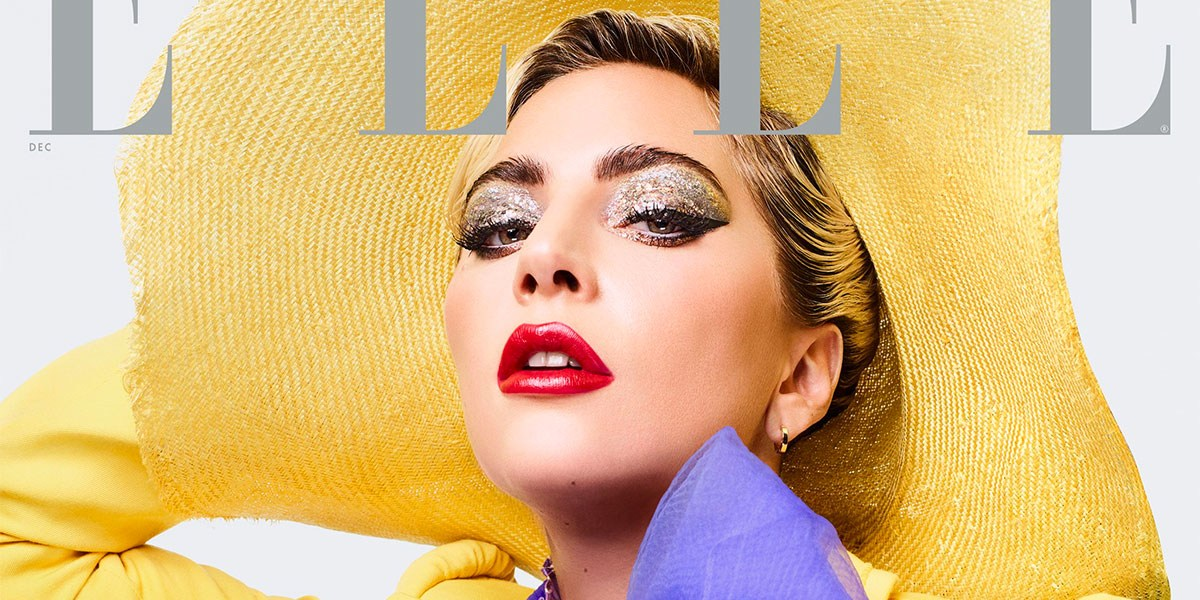 Lady Gaga Opens Up About Mental Health Struggles to Elle